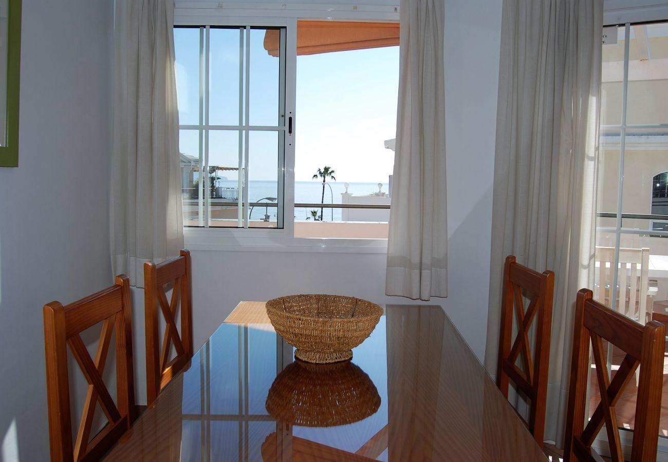 Appartement in Nerja - Rubarsal Burriana 2F Casasol