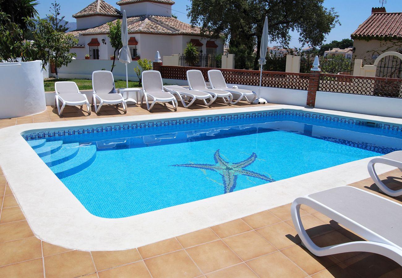 Appartement in Nerja - Villa Sandra Top Floor Casasol
