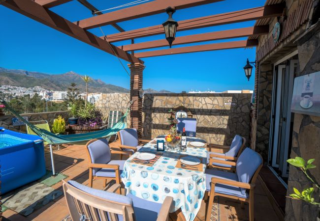 Appartement in Nerja - Penthouse Toboso Casasol