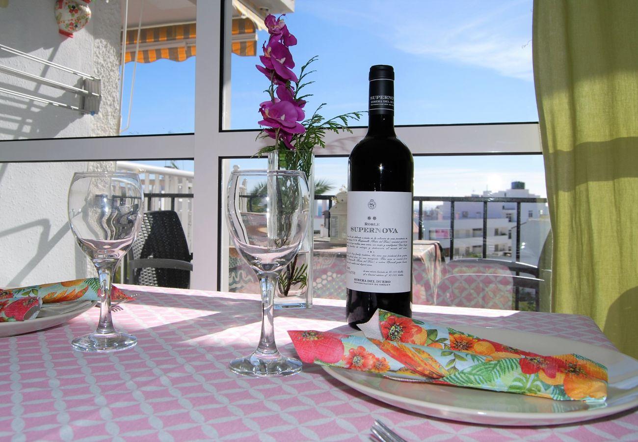 Appartement in Nerja - Coronado 124 Apartments Casasol